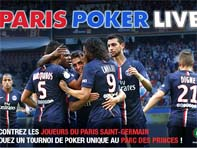 Les qualifications on-line pour le Paris Poker Live au PMU