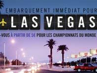 Comment gagner un package pour jouer au poker à Las Vegas aux WSOP 2015?