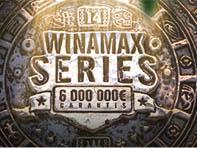 Jouez et gagnez l'un des tournois des Winamax Series XIV