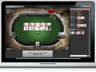 Le lobby particulièrement épuré de l'application Winamax.fr recueille l'avis positif des joueurs