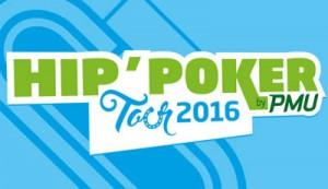Le PMU lance le Hip'Poker Tour 2016 en commençant par l'étape de La Teste en Gironde